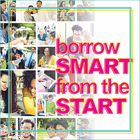 Borrow Smart from the Start brochure.
